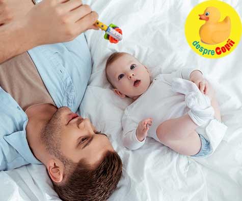 Cum ne jucam cu bebelusii si de ce este atat de important sa facem asta