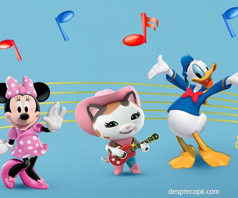 Importanta muzicii si a dansului in viata copiilor
