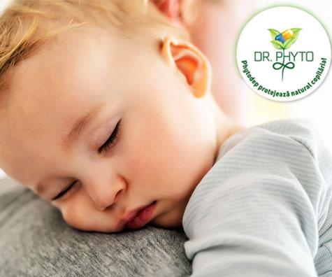 De ce este atat de important somnul la copii?