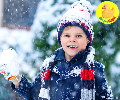 7 moduri de a creste imunitatea copilului