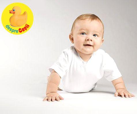 Imunitatea bebelusului: cum incepe dezvoltarea sistemului imunitar