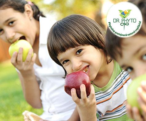 Cum intarim sistemul imunitar al copilului pentru un an mai sanatos?