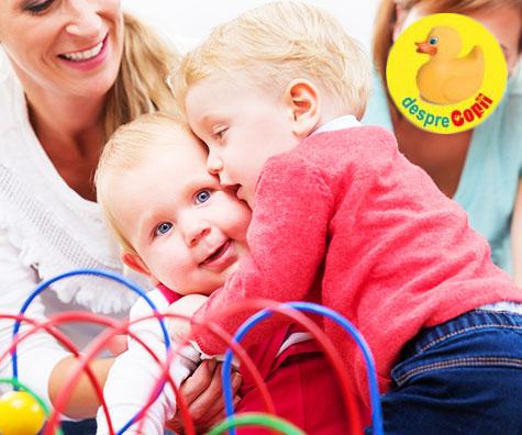De cand merge la gradinita copilul e mereu bolnavior: dar de ce mai multe boli acum insemna mai putine mai tarziu