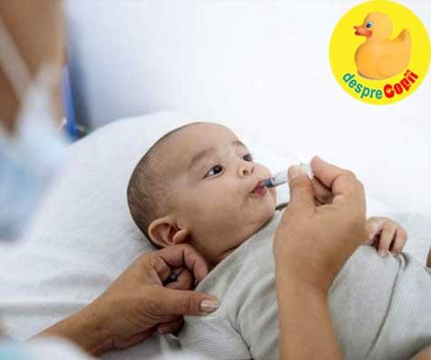 Copiii sub 1 an risca sa se imbolnaveasca din cauza intreruperii eforturilor de vaccinare provocata de COVID-19