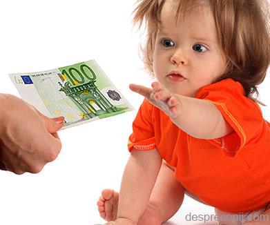 Cand incepe plata indemnizatiei pentru cresterea copilului?