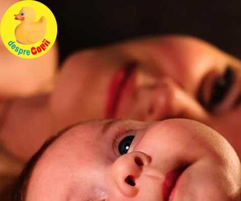 Inducerea lactatiei: Vreau sa imi alaptez bebelusul adoptat - ce sanse am?