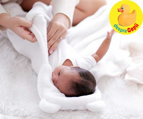 Infasatul bebelusului - cele mai bune metode si tehnici de a infasa un bebelus si cum o facem corect