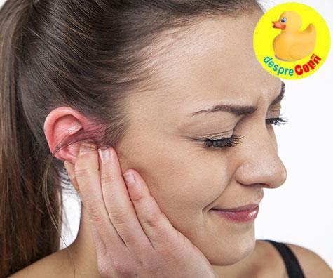 Trateaza infectia urechii cu ulei de arbore de ceai