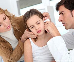 Ce este infectia urechii la copil si cum o prevenim?