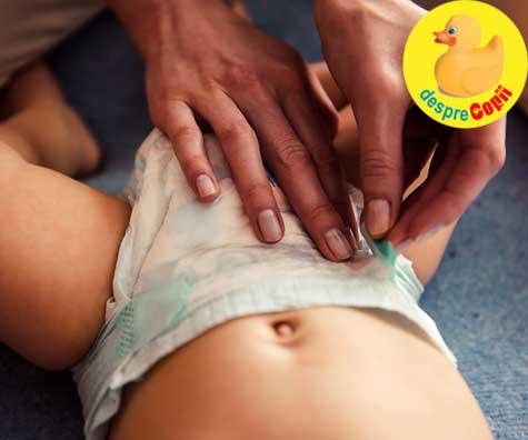 Si bebelusii pot avea o infectie de tract urinar - iata ce trebuie sa stii