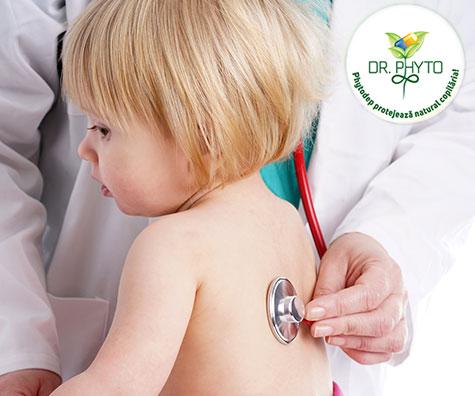 Infectiile bacteriene si cele virale la copii - cum le diferentiem?