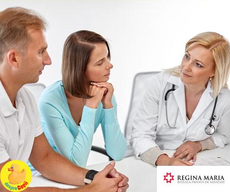 Ai probleme cu infertilitatea? Apelează la un SPECIALIST!