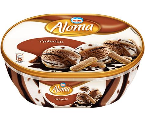 ATENTIE! Anunt public de rechemare din piata a produsului Aloma Tiramisu 490g/900 ml