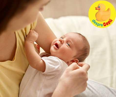 Tine nou-nascutul departe de riscul de imbolnavire pentru ca este sensibil si predispus la infectii - sfaturi importante