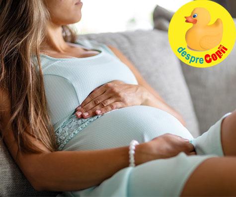 Ingrijorari de graviduta - jurnal de sarcina