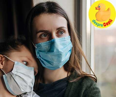 Insarcinata si cu copil la gradi, in pandemie - jurnal de sarcina