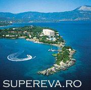 Legenda si mit intr-un paradis terestru – Insula Corfu