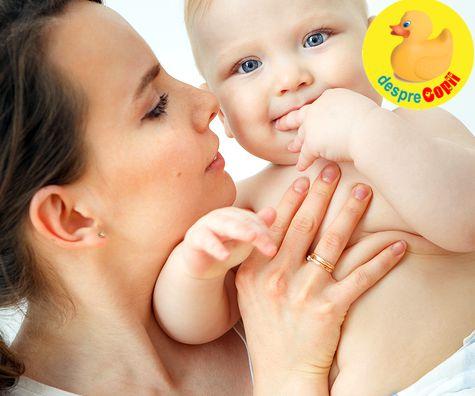 Intarcarea devreme a bebelusului creste riscul de obezitate infantila