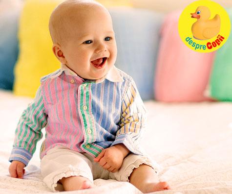 Cand bebelusul are intarzieri la statul in fundulet sau mersul in picioare. Ce e important de stiut.