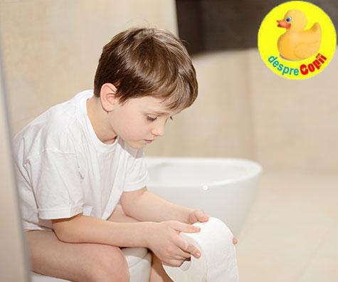 Balonare, diaree, crampe - cand copilul are intoleranta la fructoza