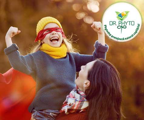 Incepe consolidarea imunitatii cand copilul este sanatos, nu cand este bolnav! Pregateste-i intrarea in colectivitate!