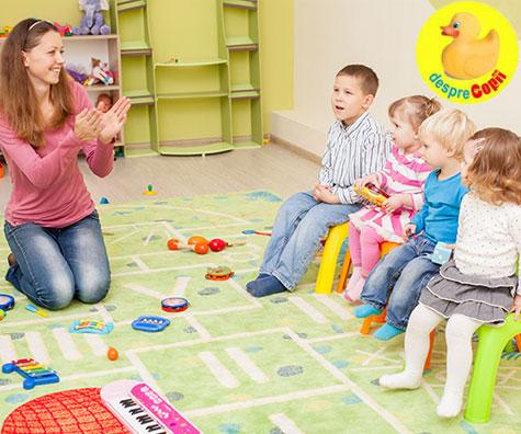 5 intrebari pe care ar trebui sa le adresezi educatoarei copilului tau