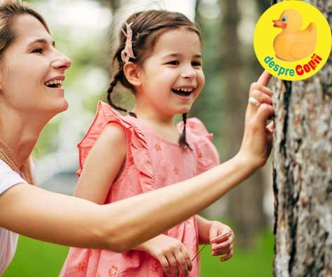 5 intrebari care pot deschide comunicarea cu copilul tau. Si poti descoperi ce gandeste.