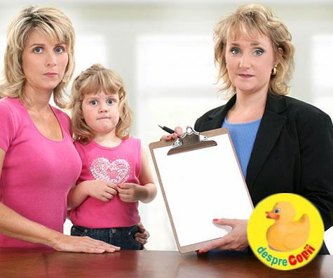 Intrebari pe care sa le adresezi invatatoarei sau profesorului copilului tau la inceputul anului scolar