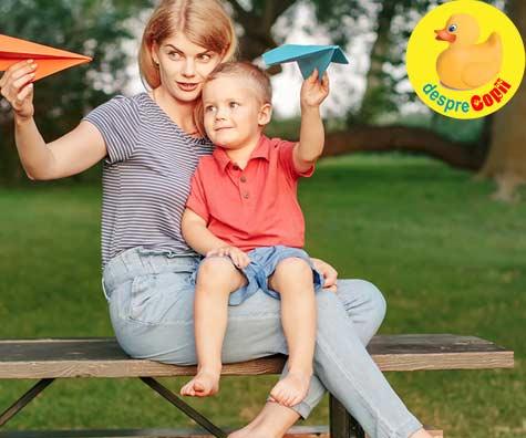 9 lucruri pe care noi parintii le putem invata de la copii