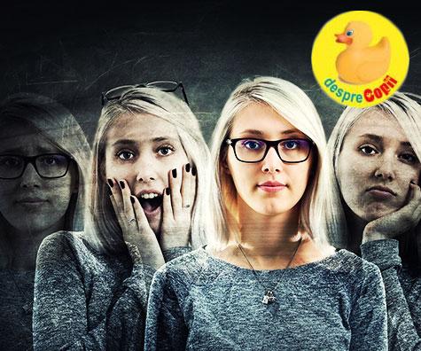 Nu ne nastem cu emotii - le invatam. Iar daca le intelegem, le putem controla mai bine