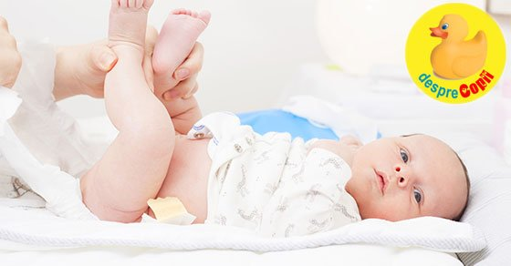 10 sfaturi pentru prevenirea iritatiei de scutec