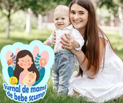 Activitatile unei mamici de bebelus: intre rutina si timp de calitate - jurnal de mami de bebe scump