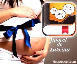 De ce sa tii un jurnal de sarcina