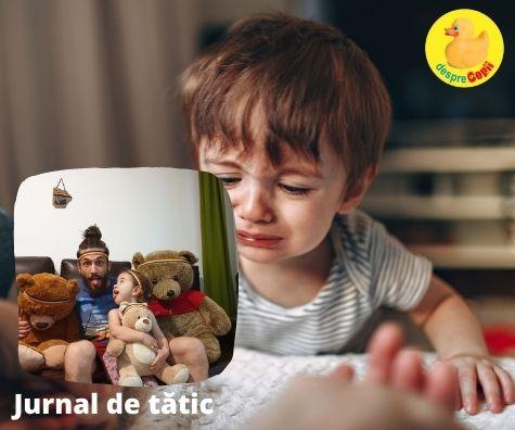 Ce scuze folosesc copiii ca sa nu mearga la gradinita - jurnal de tatic