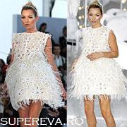 Colectia Louis Vuitton 2012 si revenirea lui Kate Moss pe podium