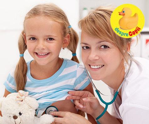 Durerea de cap la copii. Când ar trebui copilul să meargă la medic?