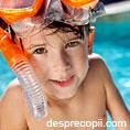 7 sfaturi pentru siguranta copiilor la piscina