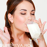 Produsele lactate nu au nimic bun pentru frumusete