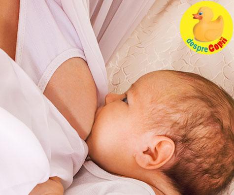 Laptele matern: 8 curiozitati remarcabile