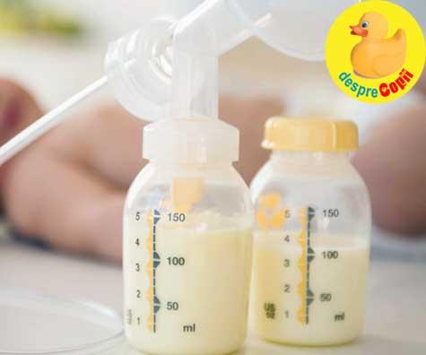 Cuburi de lapte matern impotriva virusului SARS-COV2? Iata de ce anticorpii din laptele matern pot oferi protectie.