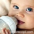 Hranirea bebelusului cu lapte formula
