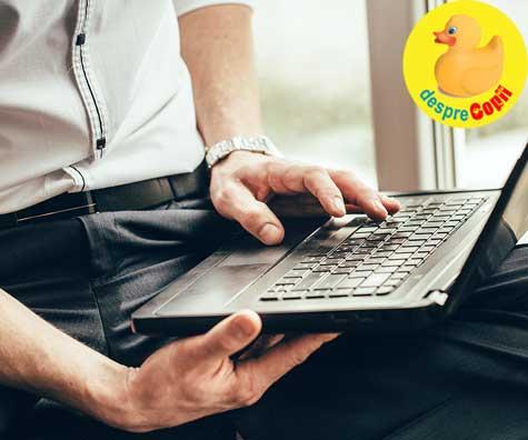 Laptopul poate afecta calitatea spermei!
