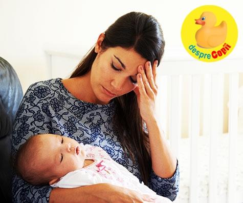 De ce regret ca mi-am invatat bebelusul sa adorma leganat