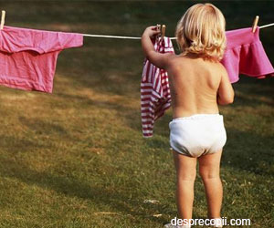 Legea care le impune copiilor sa ajute la treburile casnice si sa-si respecte parintii