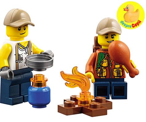 6 motive pentru care LEGO®  este cea mai buna jucarie