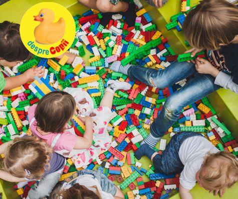 LEGO,  jucaria preferata a copiilor isteti si parintilor lor