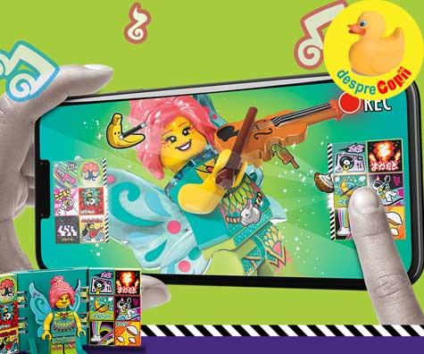Noutati in gama LEGO® VIDIYO™, dezvoltata de Grupul LEGO si Universal Music Group
