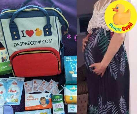 Lichid amniotic in exces in saptamana 39 - jurnal de sarcina