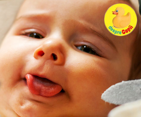 Limba legata la bebelusi: 10 intrebari si raspunsuri