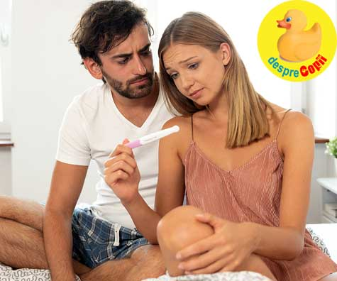 Lipsa menstruatiei - sa sper la o sarcina?